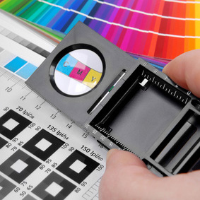 Forretningssystemer til grafisk produktion